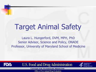 Target Animal Safety
