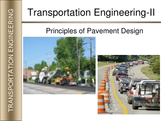 Principles of Pavement Design