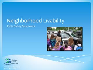 Neighborhood Livability