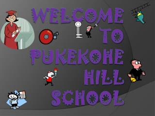 Welcome to pukekohe hill school