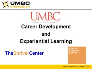 Career Development and  Experiential Learning