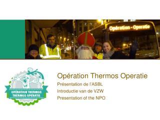 Opération Thermos Operatie