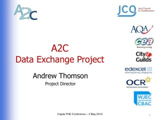 A2C  Data Exchange Project