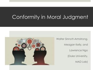 Conformity in Moral Judgment