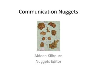Communication Nuggets