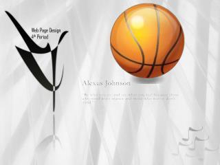 Web Page Design 4 th Period
