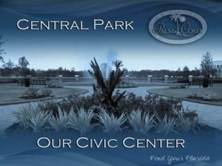 "What is  a "" Civic Center ?"""