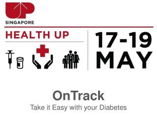 OnTrack Take it Easy with your Diabetes