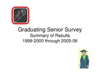 Graduating Senior Survey Summary of Results 1999-2000 through 2005-06