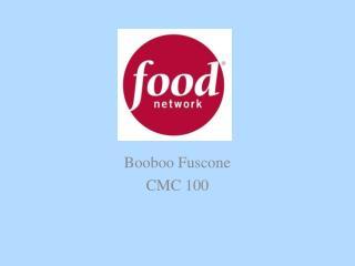 Booboo Fuscone CMC 100