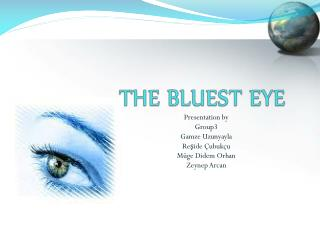the bluest eye metaphors The bluest eye section 1 table of contents  all subjects book summary about the bluest eye character list describing him with winter metaphors and similes.
