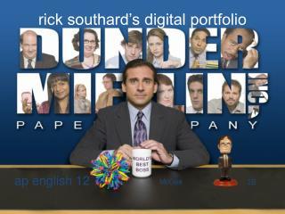 r ick southard's digital portfolio