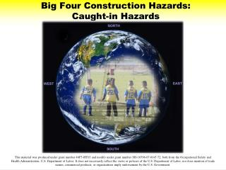 Big Four Construction Hazards: Caught-in Hazards