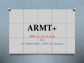 ARMT+
