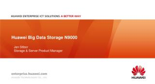 Huawei Big Data Storage N9000