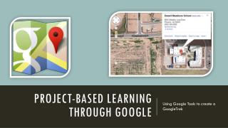 Project-Based learning through Google