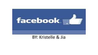 BY: Kristelle & Jia
