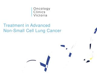 Treatment in Advanced  Non-Small Cell Lung Cancer