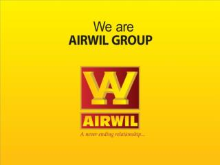 Airwil business Park is located in Greater Noida West