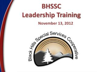BHSSC Leadership Training