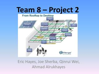 Team 8 – Project 2