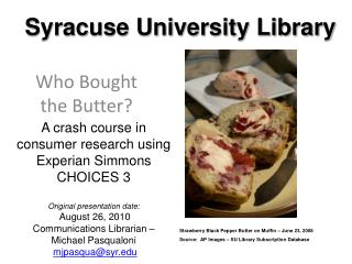 Syracuse University Library