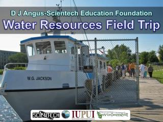Water Resources Field Trip