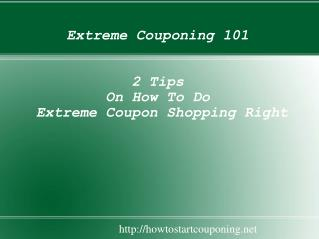 Avoiding Pitfals Of Extreme Coupon Clipping