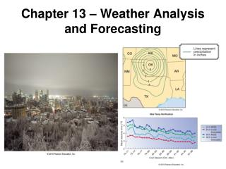 Chapter 13 – Weather Analysis and Forecasting