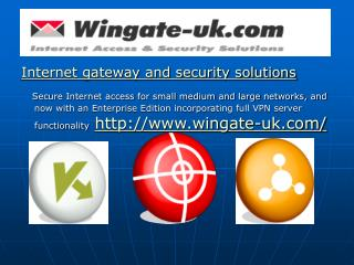 Internet gateway and internet sharing