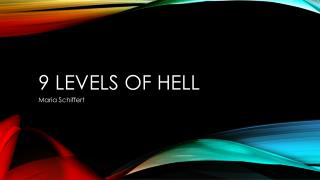 9 Levels of hell