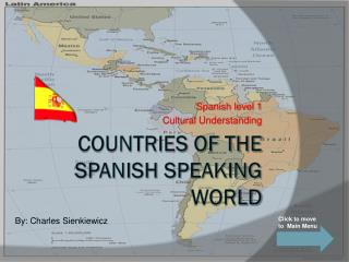 Countries of the Spanish Speaking World