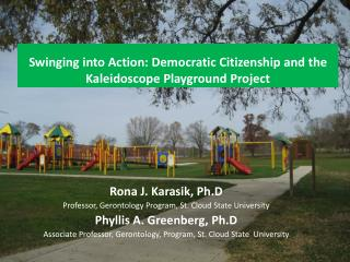 Swinging  into  Action: Democratic Citizenship and the Kaleidoscope Playground Project