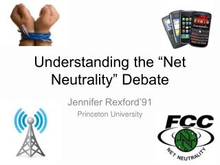 "Understanding the ""Net Neutrality"" Debate"