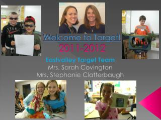 Welcome to Target! 2011-2012