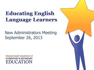Educating English Language Learners