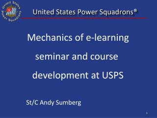 United States Power Squadrons®