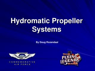 Hydromatic Propeller Systems