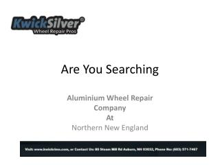 Aluminum Wheel Repair