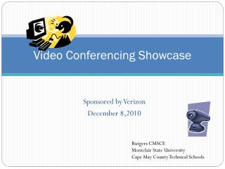 Video Conferencing Showcase