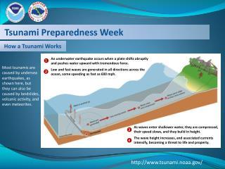 Tsunami Preparedness Week