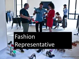 Fashion Representative