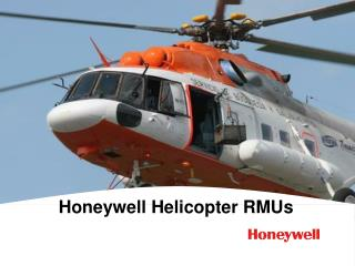 Honeywell  Helicopter  RMUs