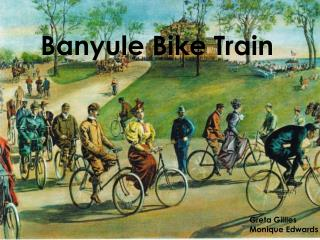 Banyule Bike Train