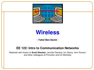 Wireless - Yahel Ben-David -