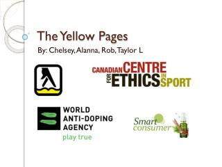 The Yellow Pages