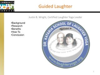 Guided Laughter