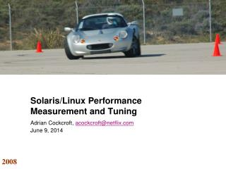 Solaris/Linux Performance Measurement and Tuning