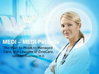 MEDI – MEDI Patients
