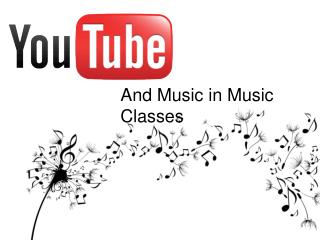 And Music in Music Classes